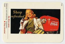Coca-Cola - 6.4 - Cartes à Jouer Classiques