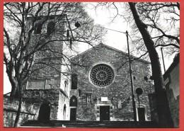 CARTOLINA VG ITALIA - TRIESTE - Cattedrale Di San Giusto - 10 X 15 - ANN. 1958 - Trieste