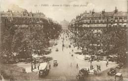 75 - PARIS - Avenue De L'Opéra - Transport Urbain En Surface