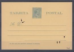 *F-EX.88 PUERTO RICO SPAIN ESPAÑA POSTAL STATIONERY 1899. EDIFIL No.7.  24€ - Puerto Rico