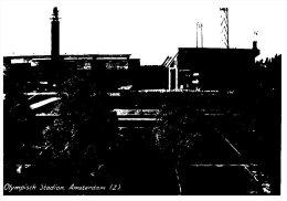 (PH 368) Very Oldpostcard - Carte Ancienne - Netherlands - Amsterdam Olympic Stadium - Amsterdam