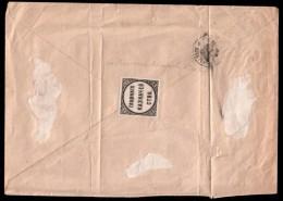 Russia Revenue Siegelmarke Cinderella Label Seal Main Treasury, Cover St. Petersburg - Grodno - Briefe U. Dokumente