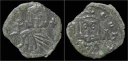 Leo V, The Armenian, With Constantine AE Follis - Byzantines