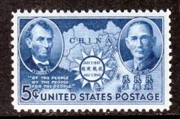 U.S. 906   **  CHINA - Verenigde Staten
