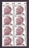 U.S. 1284b **  F.D.ROOSEVELT  Booklet Pane. - United States
