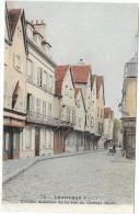 CHARTRES:VIEILLES MAISONS DE LA RUE DU CHEVAL BLANC - Chartres