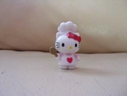 Figurine Hello Kitty,Sanrio, BIP HOLLAND, Plastique, Coeur, Cuillère, - Andere