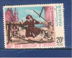 Pakistan  1973 500 Birth Anniversary Of Copernicus    MNH - Pakistan