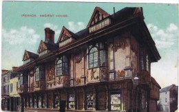 Cpa IPSWICH  Ancien House - Angleterre