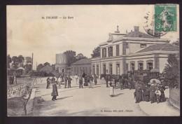 16 Falaise La Gare (legers Plis) - Falaise
