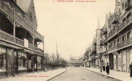 BRCK PLAGE   2 Avenue De La Gare - Berck