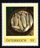 ÖSTERREICH 2009 ** Fische Reinanken - PM Personalized Stamp MNH - Ernährung