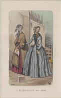 Femmes Elégantes - Belle Série De 13 Cartes - Moda