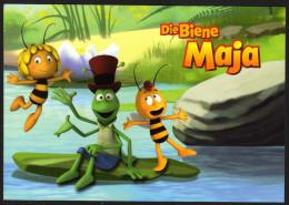 Die Biene Maja - Nicht Gelaufen - Comicfiguren