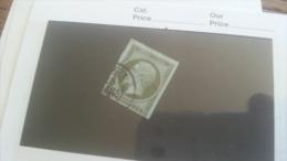 LOT 267576 TIMBRE DE FRANCE OBLITERE N�11 VALEUR 90 EUROS