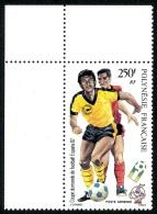 POLYNESIE 1982 - Yv. PA 168 ** TB Cdf  Faciale= 2,10 EUR - Coupe Du Monde De Football ESPANA´82 ..Réf.POL22269 - Poste Aérienne