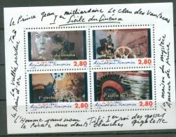 France 1985 - 1er Siecle De Cinema - BF , Neuf, Non Plie - Sheetlets