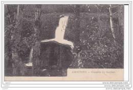 Cpa Réf-JPS-1099 ( Dép 01 ) Les Cascades  Du Gardon à  AMBERIEU .cachet Militaire - Otros Municipios