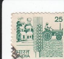 India - 1 Val. Used - India