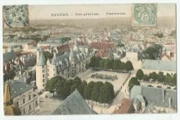 NEVERS (58.Nièvre)  Panorama - Nevers
