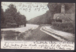 Putney S.W. Clivedon Woods From Cookham Ferry  River - England