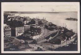 Viipuri Wyborg Viborg Westrussland Finnland Fotokarte - Finnland