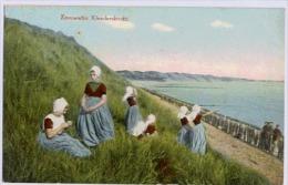 ZEEUWSCHE KLEEDERDRACHT - Postkaarten