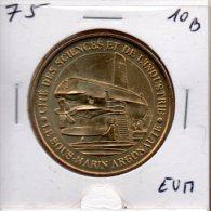 Monnaie De Paris : Le Sous-marin Argonaute - 2010 - Monnaie De Paris