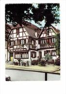 """67 - DAMBACH-LA-VILLE - Auberge """" A La Vignette """" - Route Du Vin - 1962 - Fleurs Datura - Straatsburg"""