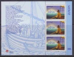 Europa Cept 1997 Azores M/s  ** Mnh ROCK BOTTOM PRICE  (F4133NE) - 1997