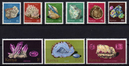 KENIA 1977 ** Mineralien - MNH - Mineralien