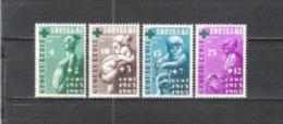 Suriname 1965 Organisationen Gesellschaft Wohlfahrt Medizin Gesundheit Grünes Kreuz Betreuung, Mi. 455-8 ** - Suriname
