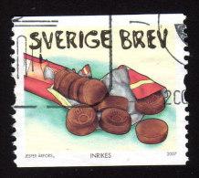 SCHWEDEN 2007 - Schokolade Konfekt - MiNr.2596 - Ernährung