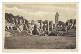 SAINTES, AMPHITEATRE GALLO ROMAIN - Charente Marit. 17 - (trous De Punaise) - Edit. Etablissements Santons, L. Hollandts - Saintes