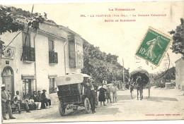 66 LE  PERTHUS    LA  DOUANE  ESPAGNOLE    ROUTE DE BARCELONE - Francia