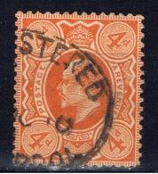 GB+ Großbritannien 1902 Mi 119 B Edward VII. - Usati