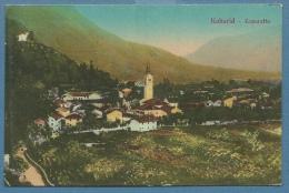 FRIULI VENEZIA GIULIA SLOVENIA - KOBARID -  CAPORETTO -  NON VIAGGIATA - ED. F.STRES - KOBARID - Gorizia