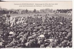 PONTCHATEAU (Loire Atlantique) Calvaire-Pélerinage-Procession 19-21 Juin 1910 2 éme Centenaire - Pontchâteau