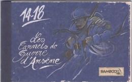 Les Carnets De Guerre D Arsene 14-18 Edition Bamboo - Libri, Riviste, Fumetti