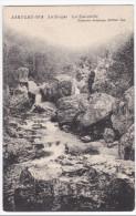 Sart-lez-Spa Cpa La Hoëgne  Les Cascadelles  Anno 1908 - Spa