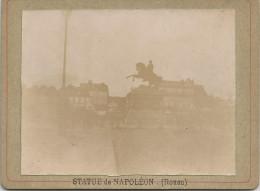 ROUEN - Vieille Photo Cartonnée Format  12.5 X 90.5 Mm - Antiche (ante 1900)