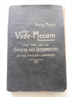 Vade-mecum French & English Technical & Military Terms Guides Plumon 1917 - Guerre 1914-18