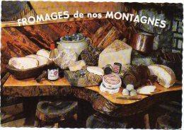 Fromages De Nos Montagnes, Crottins, Tome, Beaufort, Reblochon, Rondin, Couteau Opinel - Editons JANSOL - Recipes (cooking)