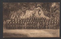 DF / BELGIQUE / PROVINCE DE HAINAUT / BRUGELETTE / NOVICIAT DES PRÊTRES DU SACRÉ-COEUR 30 JUILLET 1927 - Brugelette