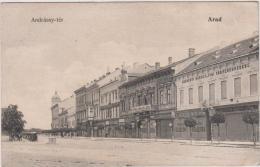 AK - ARAD - Strassenansicht 1910 - Romania