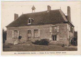COURCEBOEUFS FERME DE LA TUILERIE XVIII EME SIECLE - Frankrijk
