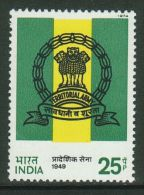 India // Inde // 1974 Timbres Neufs / Y & T 414** - Inde