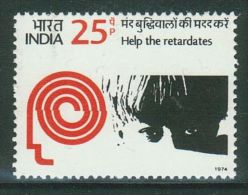 India // Inde // 1974 Timbres Neufs / Y & T 416** - Inde