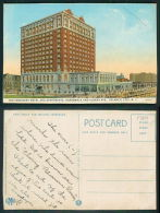 USA -  [OF #13119] - THE PRESIDENT HOTEL APARTMENTS BOARDWALK AND ALBANY AVE  ATLANTIC CITY NJ - DEFECT CUTTED!!!!!!!!!! - Atlantic City
