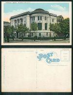 USA -  [OF #13122] - CARNEGIE LIBRARY.  ATLANTIC CITY NJ - BIBLIOTECA BIBLIOTHEQUE LIBRARY - Atlantic City